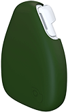 Dark Green Silicon Sleeve