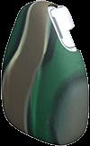 Green Camo Silicon Sleeve