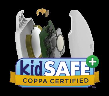 Jiobit is COPPA certified