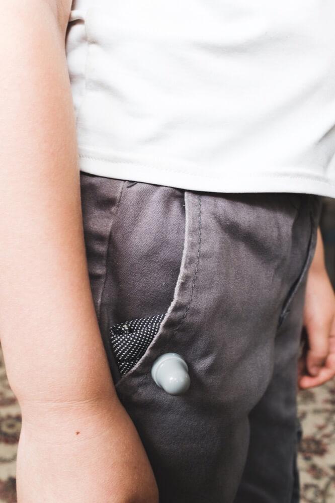 Pin Lock Pouch Attachment