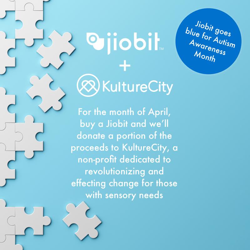 Jiobit Pledges To U2018Go Blue U2019 During Autism Awareness Month