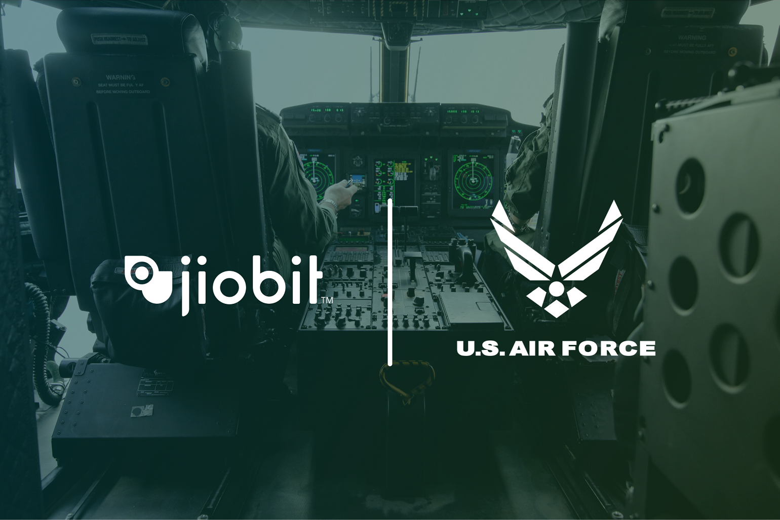 Jiobit+ U.S. Air Force