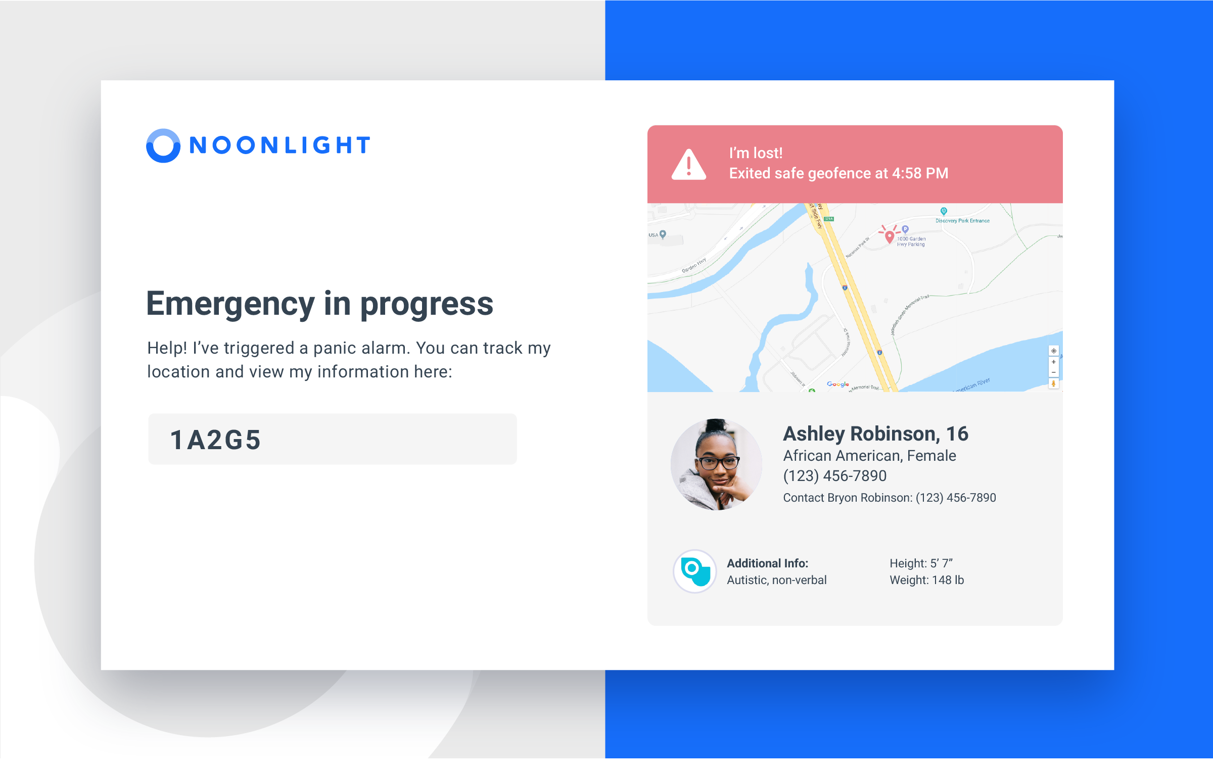 Jiobit users will be able to quickly notify first responders of emergency situations and provide them with essential information such as medical conditions along with a real-time location stream. The integration will work in tandem with Jiobit's alert button and new 24/7 monitoring service.