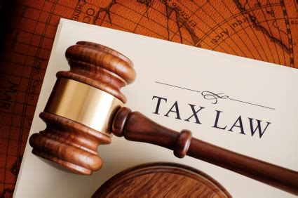 Tax Law/Taxation