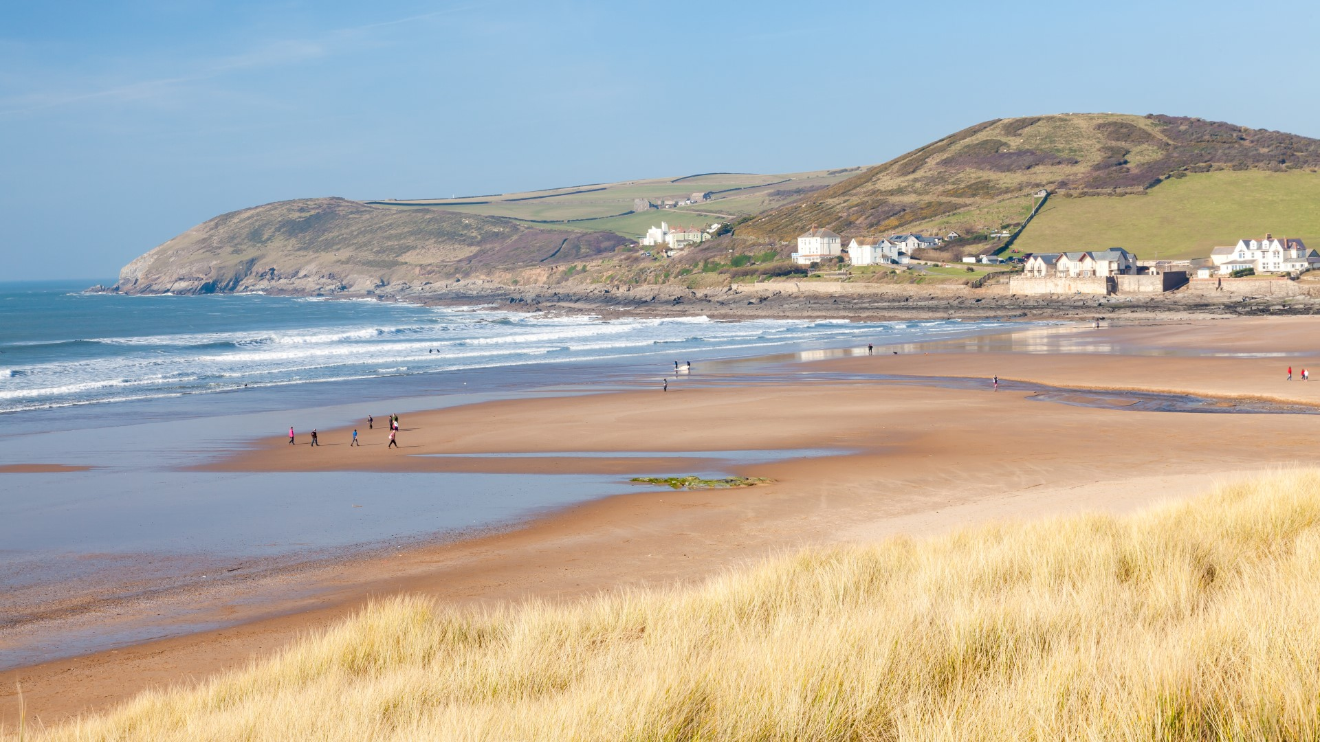 Croyde Holiday Cottages & Self-Catering Holiday Homes to Rent