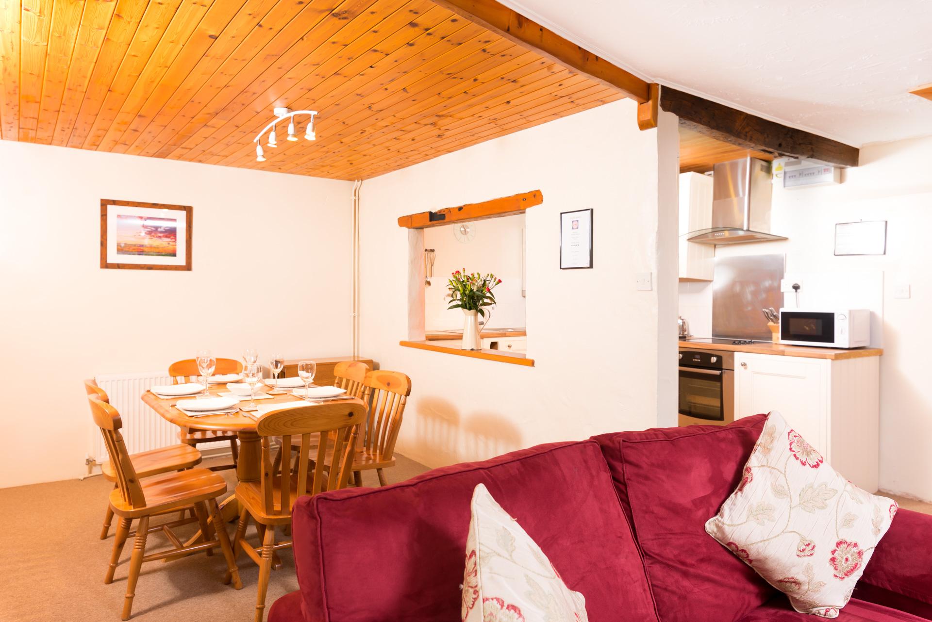 Granary Cottage at Wheel Farm