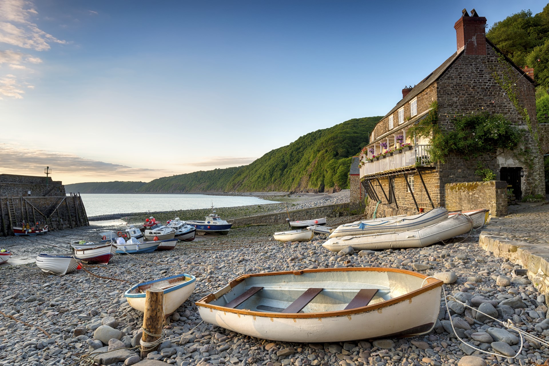 My Favourite Cottages in Devon