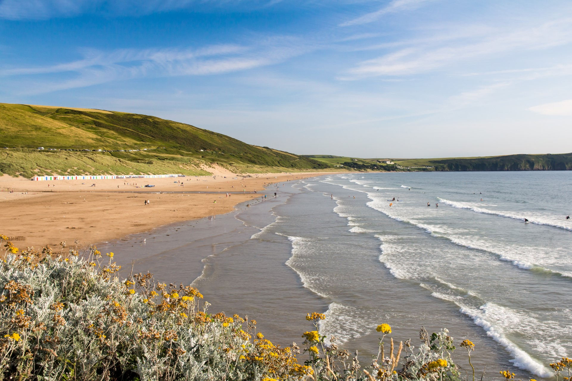 Holiday Cottages by the Beach in Devon, Cornwall and Scotland