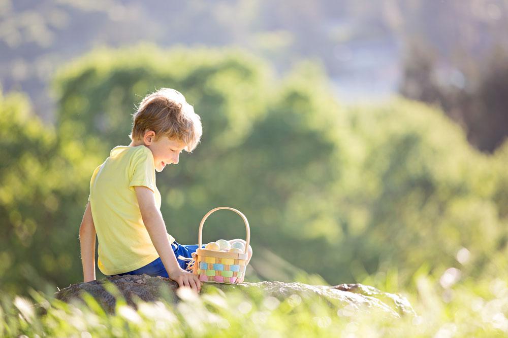 Easter on Exmoor