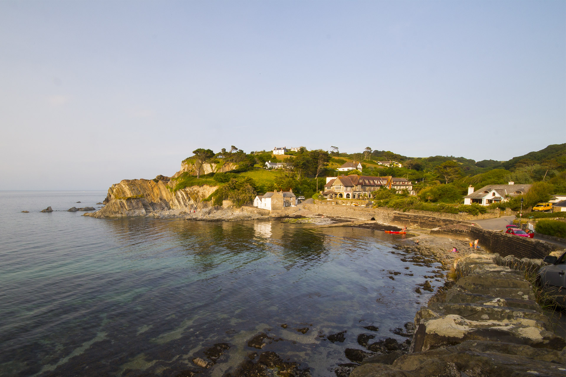 Lee Bay Holiday Cottage Guide