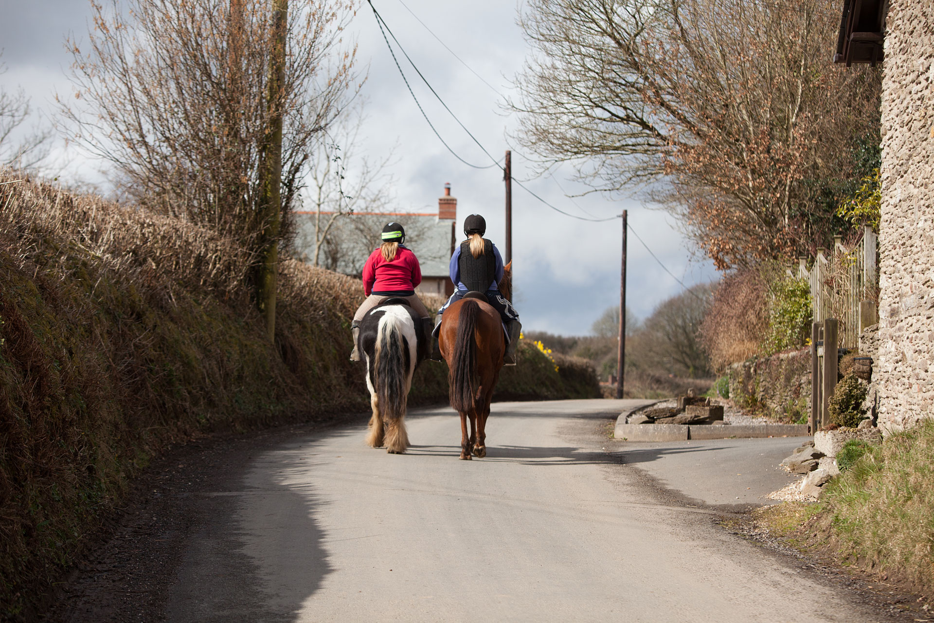 Horseriding in North Devon and Exmoor