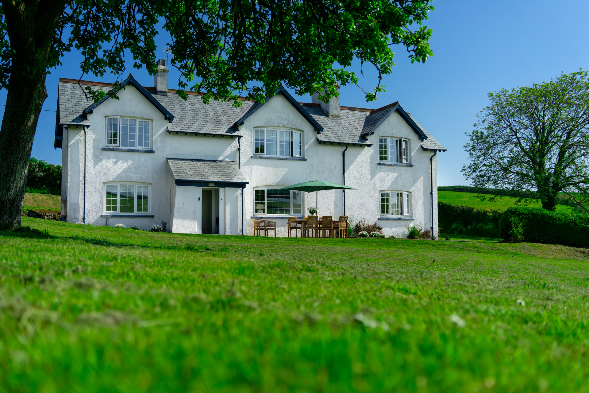 Braunton Farmhouse