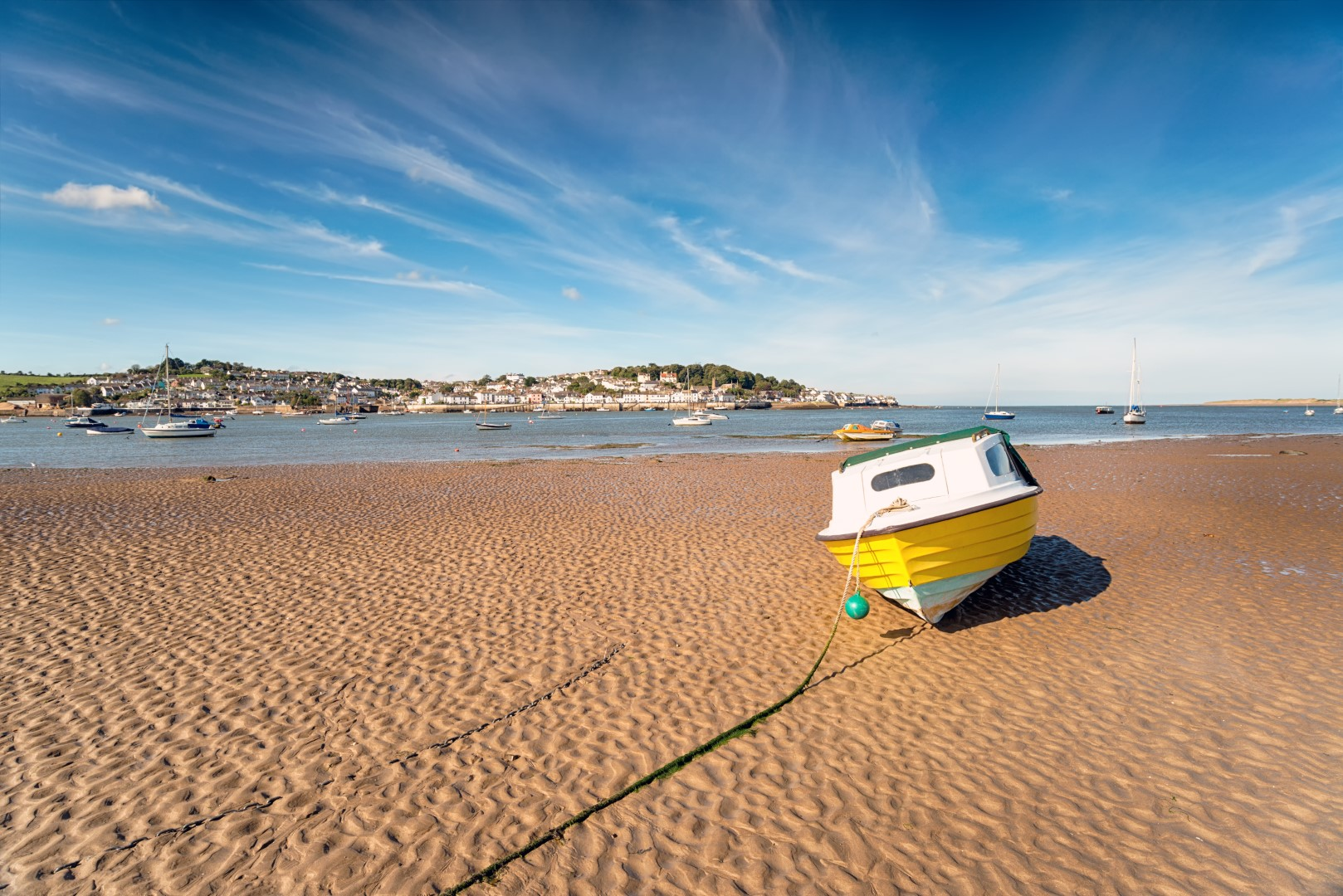 holiday cottages near instow beach