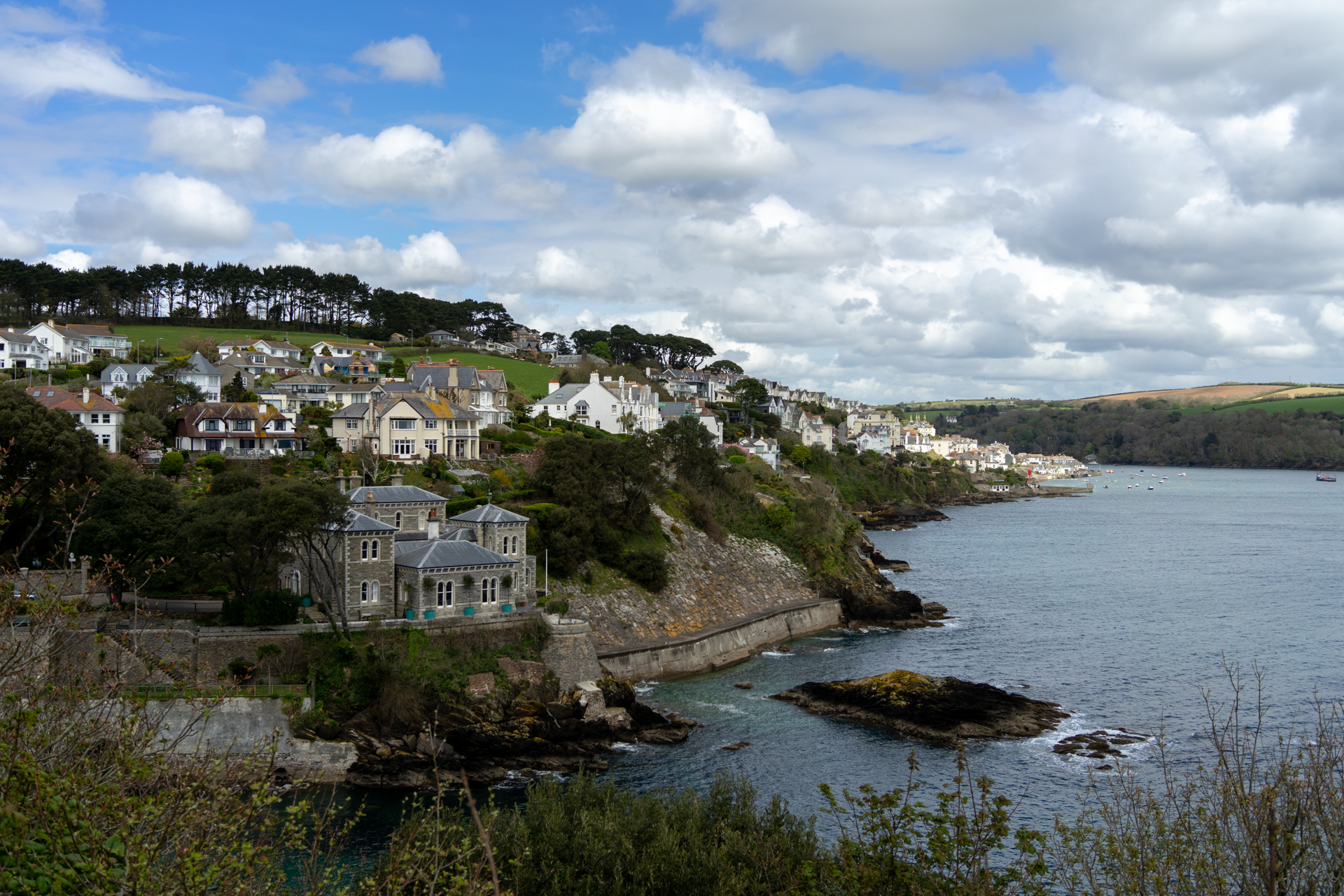 Holiday Cottages in Fowey in Cornwall