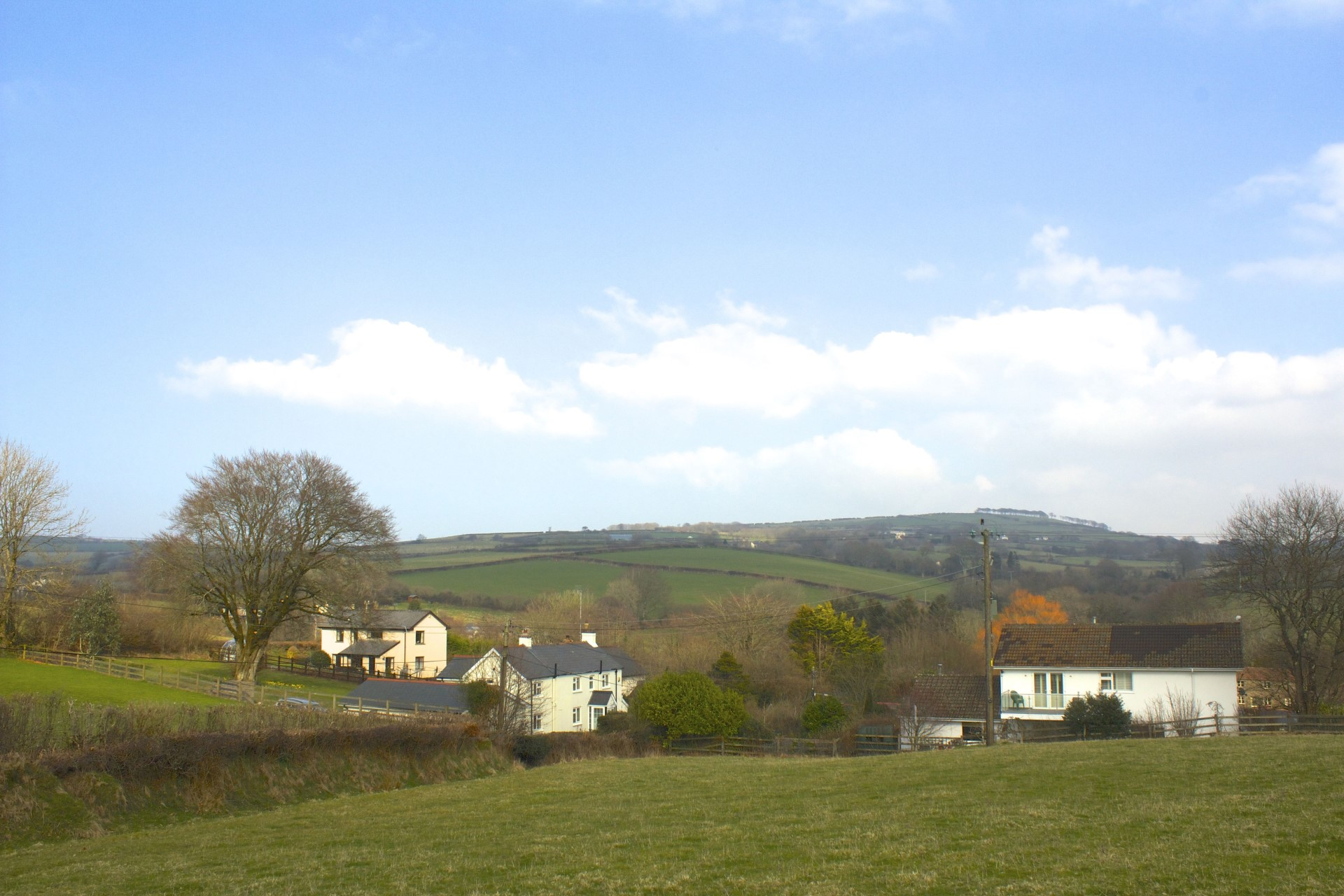 Kentisbury Countryside Cottages near Exmoor and North Devon coast