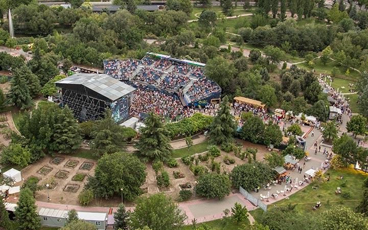 Noches del bot nico vive la m sica en la naturaleza for Jardin botanico conciertos