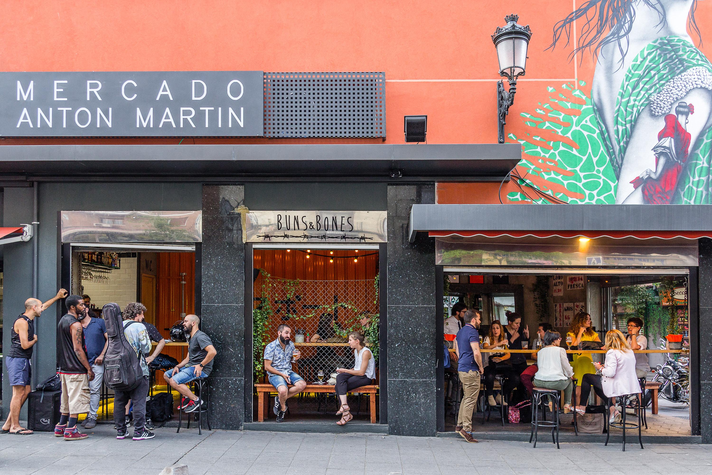 Resultado de imagen de mercado de ANTON MARTIN
