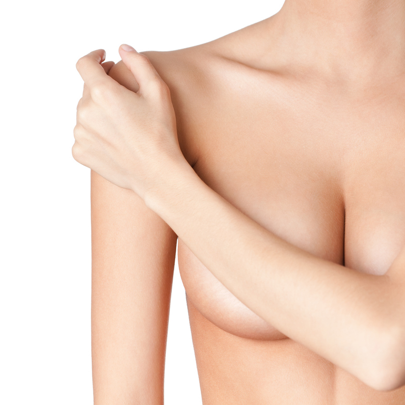 Tri Valley Plastic Surgery Breast Reduction Model