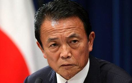 FOREX_Japan-makes-progres-in-beating-deflation_Taro-Aso_FXPIG
