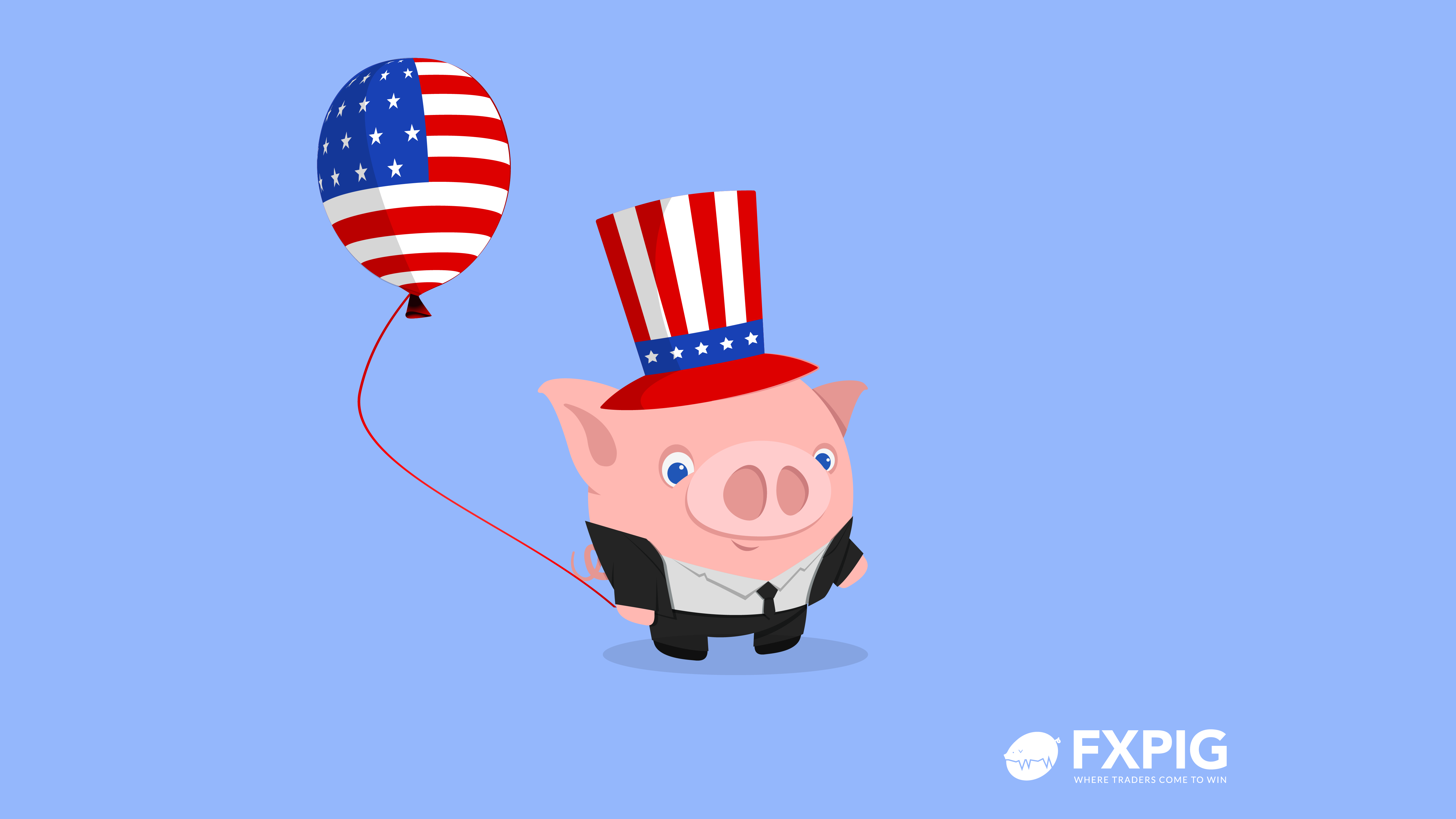 FOREX_Independence-day-of-US_FXPIG