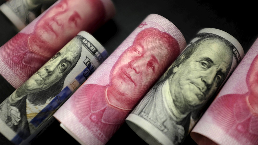FOREX_chinas-yuan-rallies-against-the-dollar