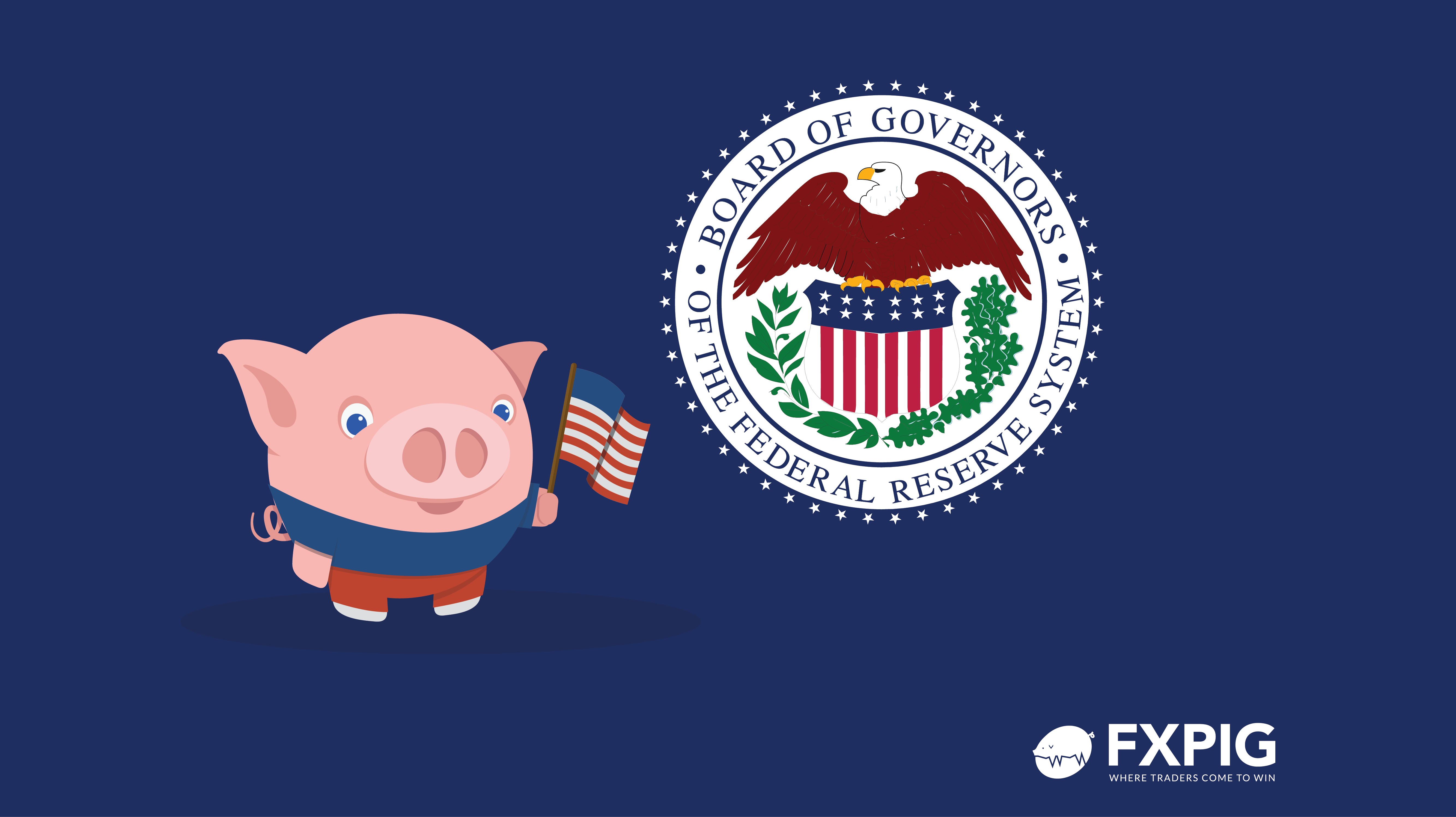 Forex_Trading_Fx_Trader_FXPIG_FED_Projections
