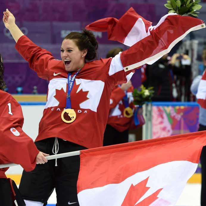 Girl Power: NatalieSpooner,Olympic goldMedalist inspireschampions