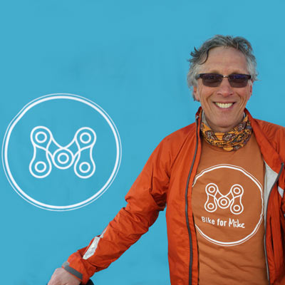 MarkChamberlain:Big ideas made him a big fish, his big heart is making a city of young cyclists.