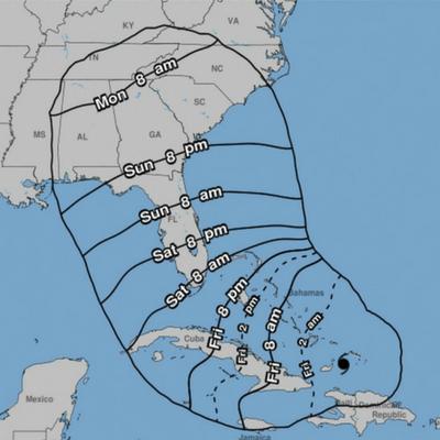 Waiting out Hurricane Irma, we discoveredAtlanta,GA
