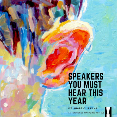 Speakers You Must Hear This Year