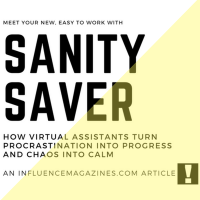 Meet Your New Business Sanity Saver: A Virtual Assistant