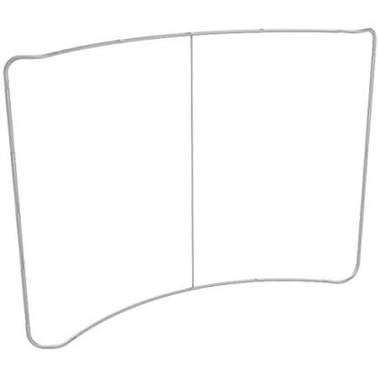 Waveline 10ft Curved Frame