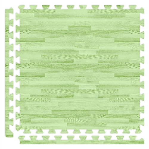 Soft Wood in Green