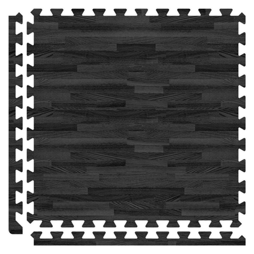 Soft Wood in Black