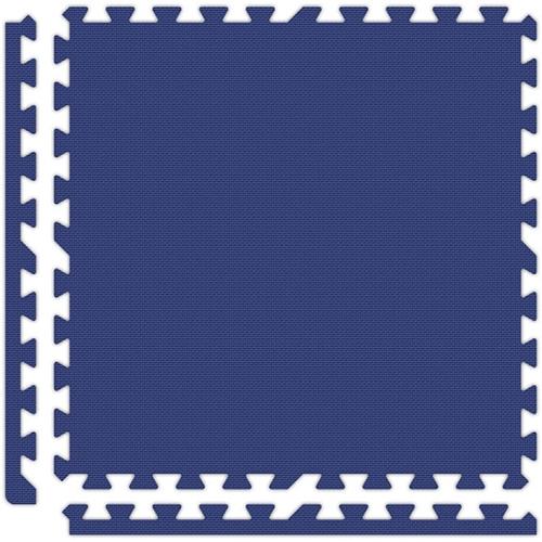Soft Flooring in Royal Blue