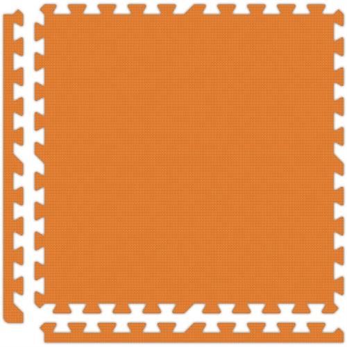 Soft Flooring in Orange