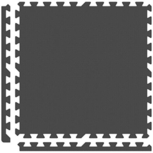 Soft Flooring in Grey