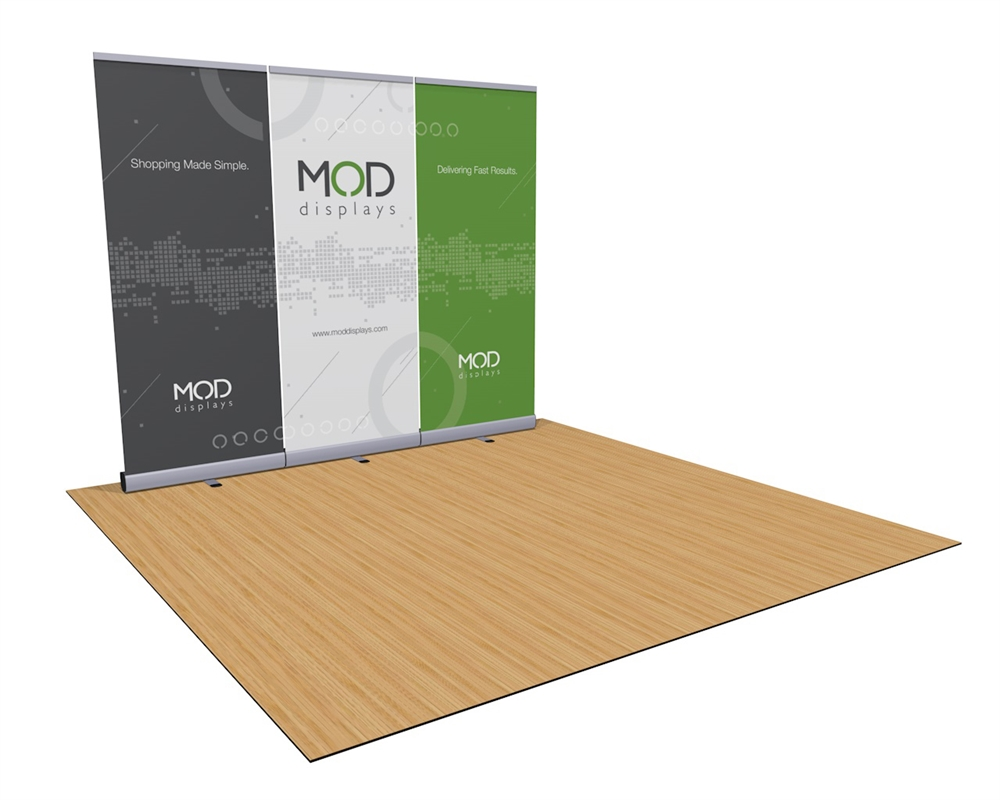 Impact Retractable Banner Stand Wall