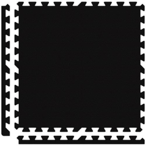 Soft Flooring in Black