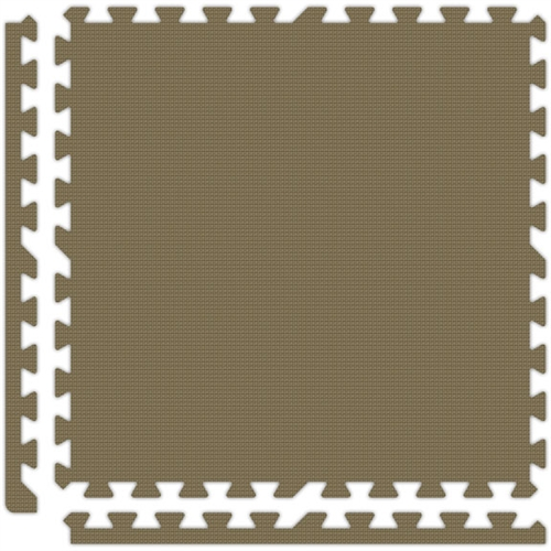 Soft Flooring in Brown