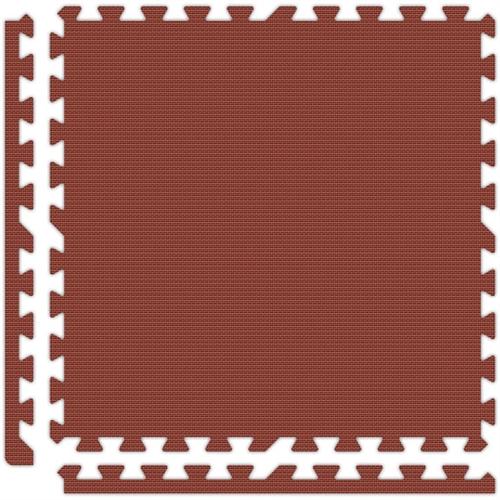 Soft Flooring in Burgundy