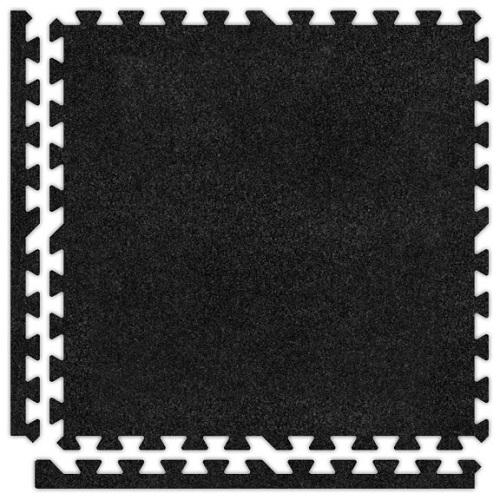 Premium Soft Carpet in Charcoal