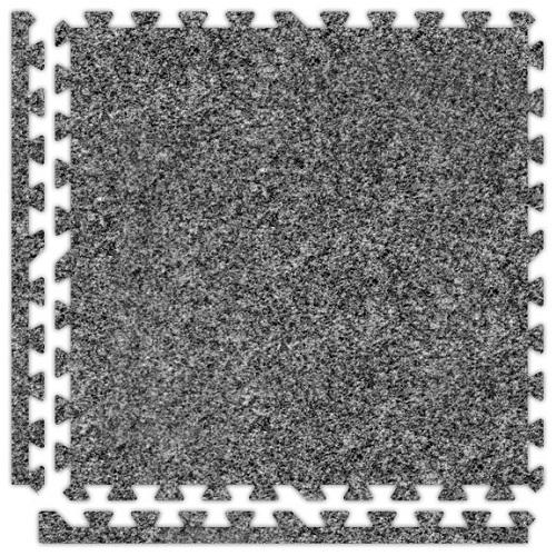 Soft Carpet in Light Grey