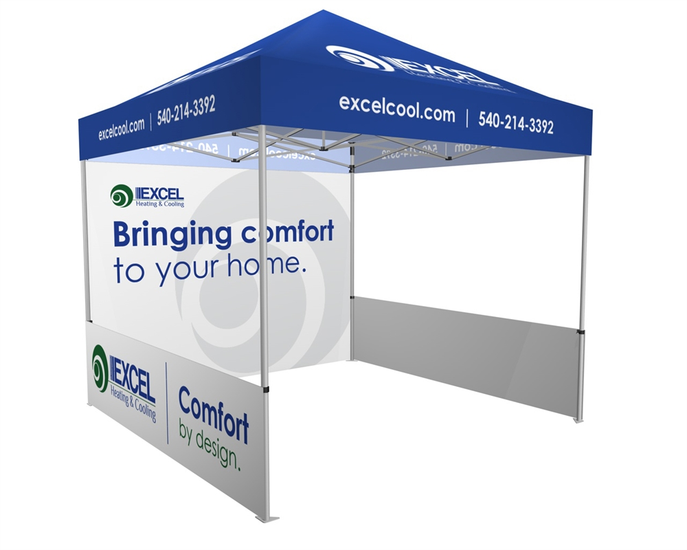 Zoom Popup Tent Kit