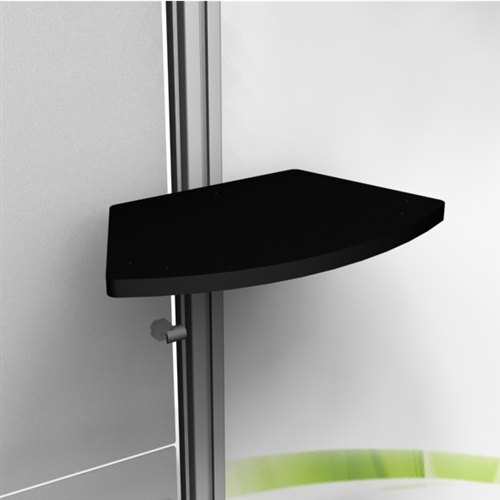 Exhibitline Front Mount Shelf
