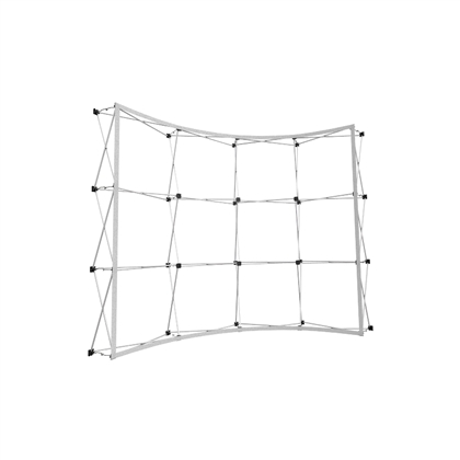 OneFabric 10ft (4x3) Curved Frame |