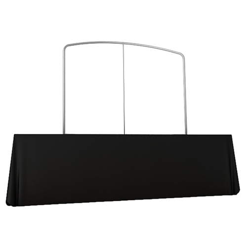 Waveline 6ft Curved Table Top Frame