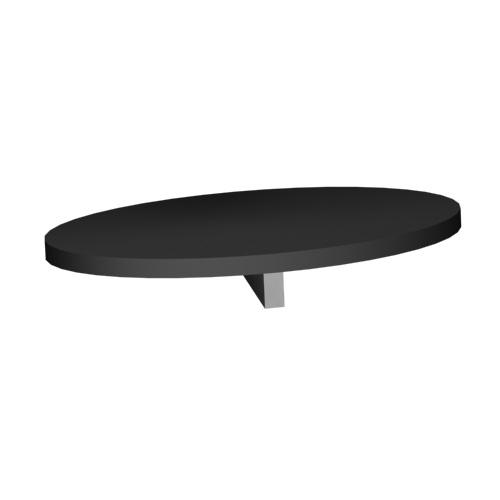 XVline Oval Shelf for iPad Stand