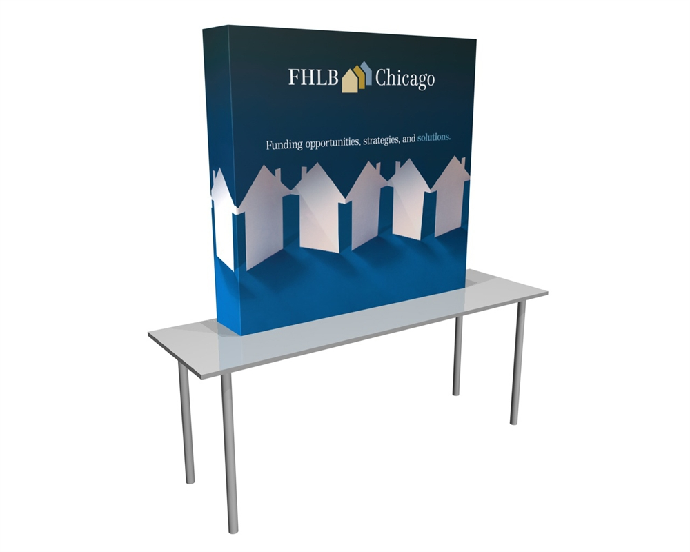 OneFabric 6ft Flat Tabletop