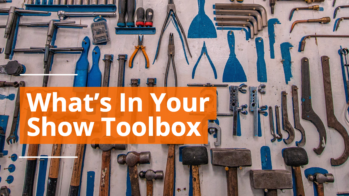 What to Pack for Your Trade Show Booth Toolbox